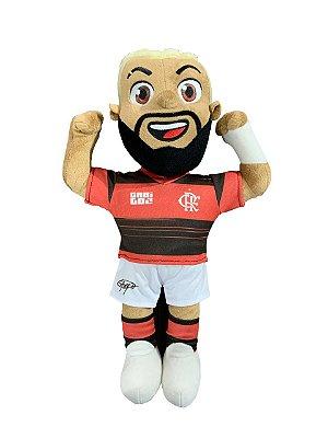 Boneco do Gabigol Oficial do Flamengo