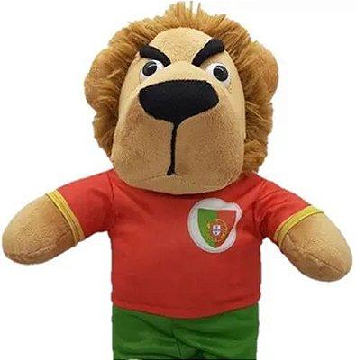 Mascote da Portuguesa Oficial Leãozinho da Lusa