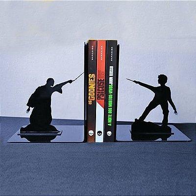 Aparador de Livros Harry Potter