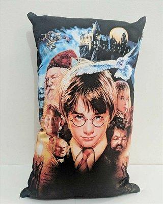 Almofadinha Harry Potter e a Pedra Filosofal