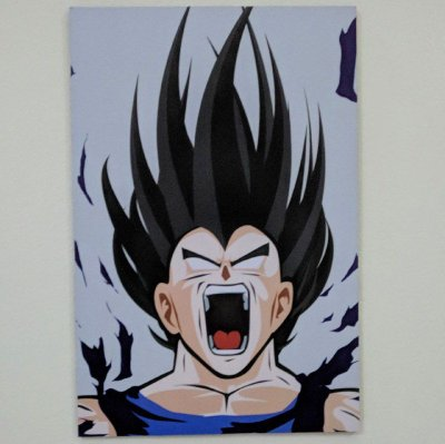 Placa Decorativa Vegeta