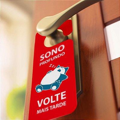 Aviso de porta: Snorlax (Pokémon)