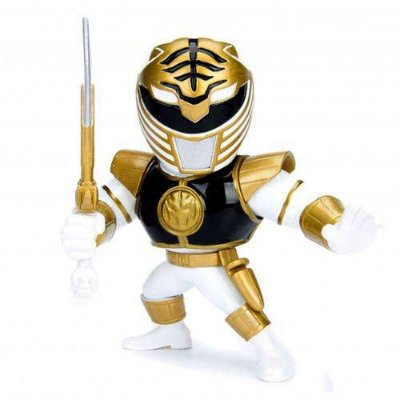 Metals Die Cast Ranger Branco - DTC