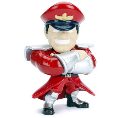 Metals Die Cast M. Bison (Street Fight)