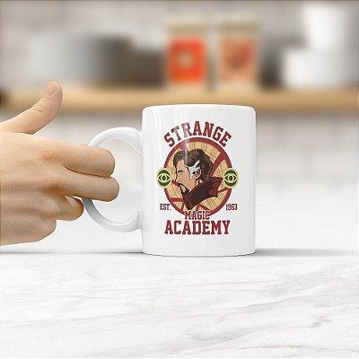 Caneca Doutor Estranho Academy