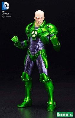 Estátua Lex Luthor (New 52)  - Kotobukiya