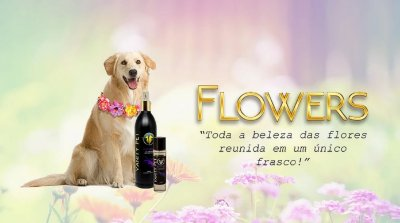 DEO COLONIA FLOWERS - VANITY PET