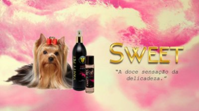 DEO COLONIA SWEET  - VANITY PET
