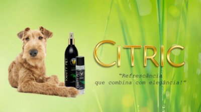 DEO COLONIA CITRIC - VANITY PET