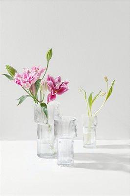 vaso de vidro lina bo