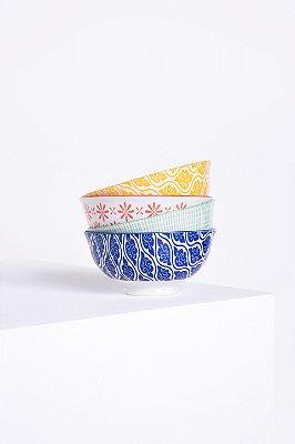 conjunto de bowls shine