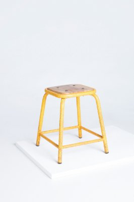 banqueta yara amarela