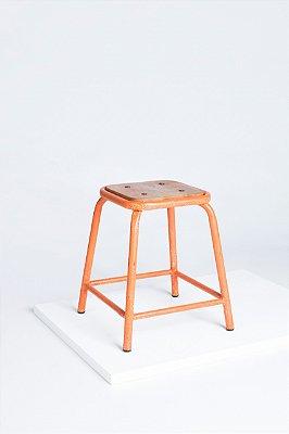 banqueta yara laranja