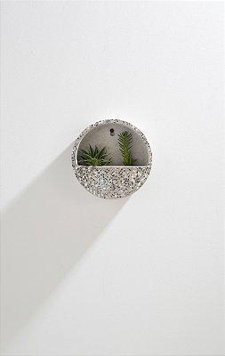 terrário de parede granilite M