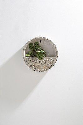 terrário de parede granilite G