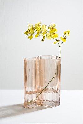 vaso de vidro meyer rosé G