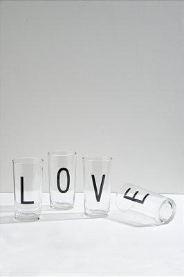 cj. de copos LOVE