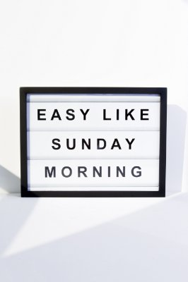 quadro easy like sunday morning
