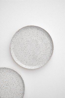 prato de cerâmica olíe