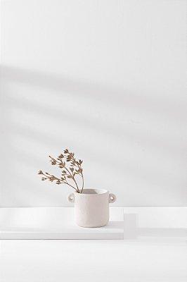 cachepot nature off white P