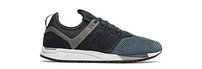 Tenis New Balance 247 Preto/Azul