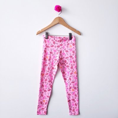 Legging Flamingo