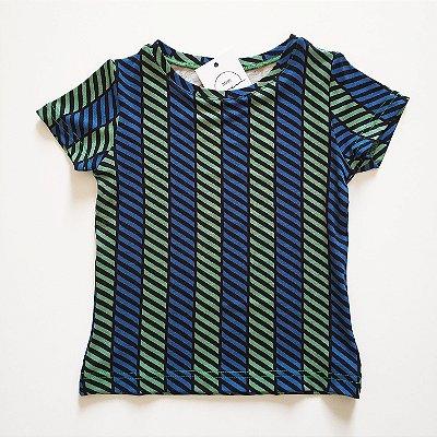 Camiseta Geo Infantil e Adulto