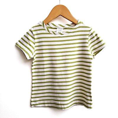 Camiseta Listra Verde