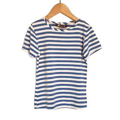 Camiseta Listra Azul