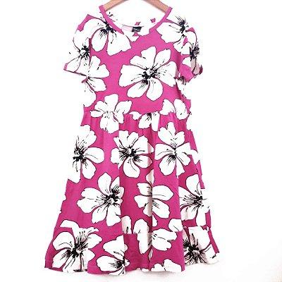 Vestido Flor Pink