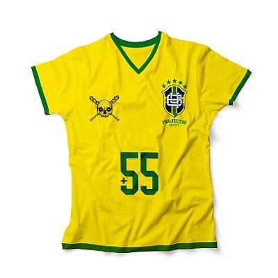 Camiseta Seleção 46 - Erro +55