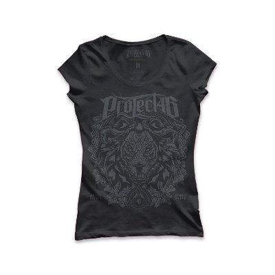 Camiseta Babylook - Lion