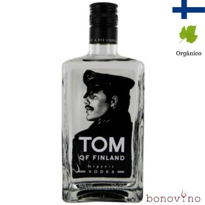 Vodka Orgânica Tom of Finland
