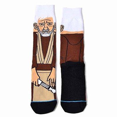 Meia Star Wars Luke Jedi - PAR
