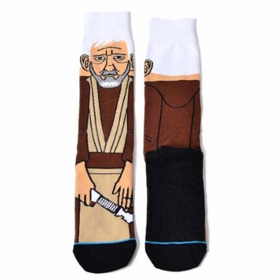 Meia Star Wars Ben Kenobi