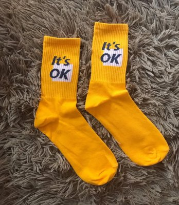 Meia It's ok