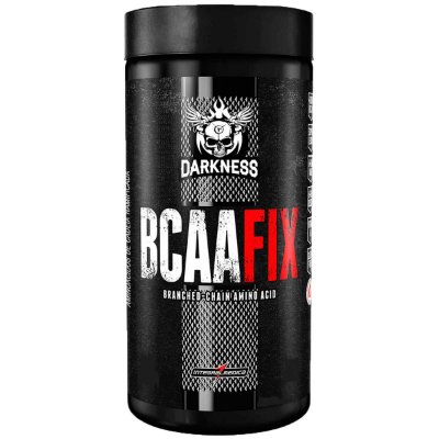 Bcaa Fix 4500mg Darkness 120 Tabletes Integralmédica