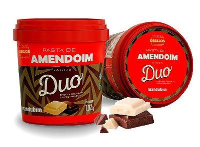 Pasta de Amendoim 1Kg Desejos Mandubim