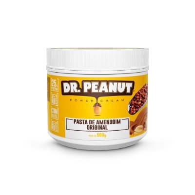 Pasta de Amendoim 500g Dr Peanut Original