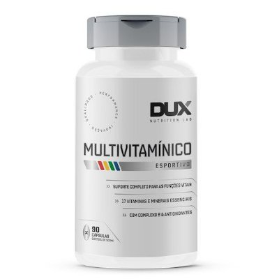 Multivitamínico 90 Cápsulas Dux Nutrition