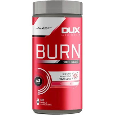 Burn Supercut 60 Cápsulas Dux Nutrition