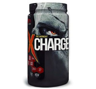 Xcharge Pre Workout 702g Nutri Health
