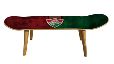 Banqueta Shape Estampado - Fluminense F. C.