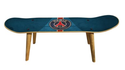 Banqueta Shape Estampado - Paris Saint-Germain F. C.