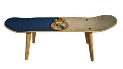 Banqueta Shape Estampado - Real Madrid C. F.