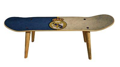 Banqueta Shape Estampado - Real Madrid C. F.