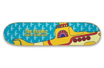 Quadro Shape Estampado - Yellow Submarine (Beatles)