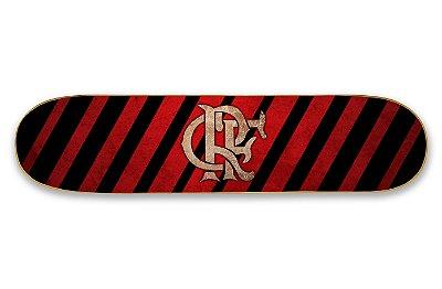 Quadro Shape Estampado - C.R. Flamengo