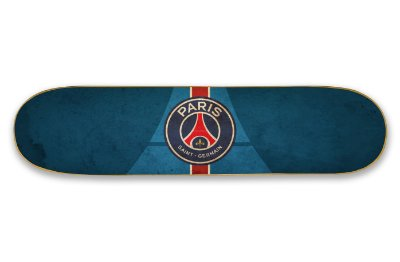 Quadro Shape Estampado - Paris Saint-Germain F.C.