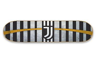 Quadro Shape Estampado - Juventus